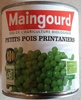 Petits pois - Product