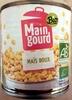 Maïs doux en grains bio - Produit