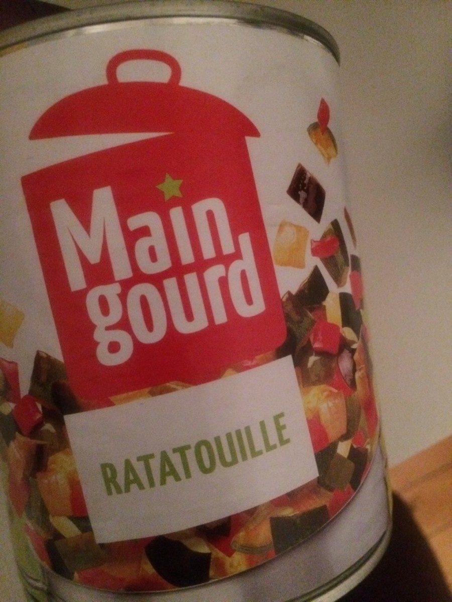 Ratatouille - Produit