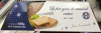 Le Foie Gras de Canard entier mi-cuit - Product