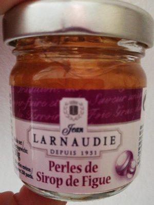 Perles de sirop de figue - Product