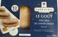 Foie gras de canard entier mi-cuit - Product