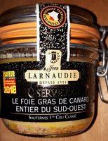 Foie gras entier du sud-ouest - Product - fr