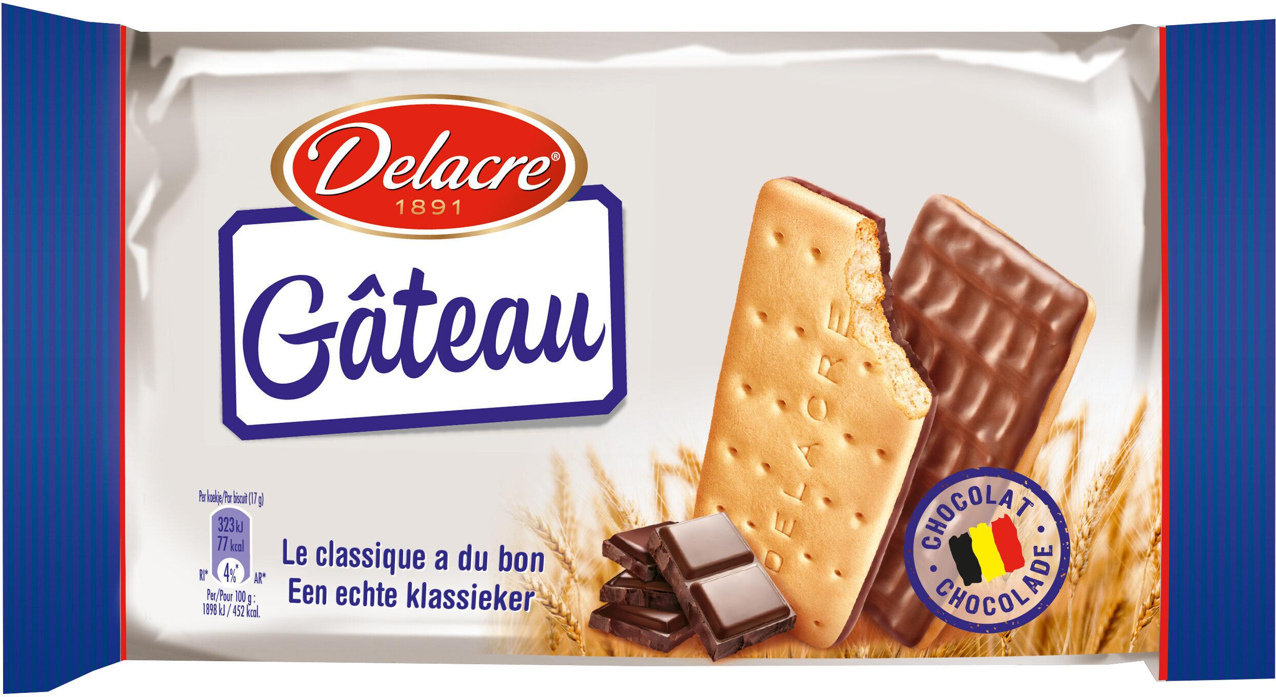 Delacre gateau chocolat - Product - fr