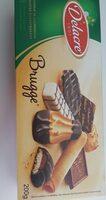 Delacre bruges assortiment biscuits - Produit - fr