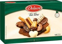 Delacre tea time assortiment biscuits - Prodotto - fr