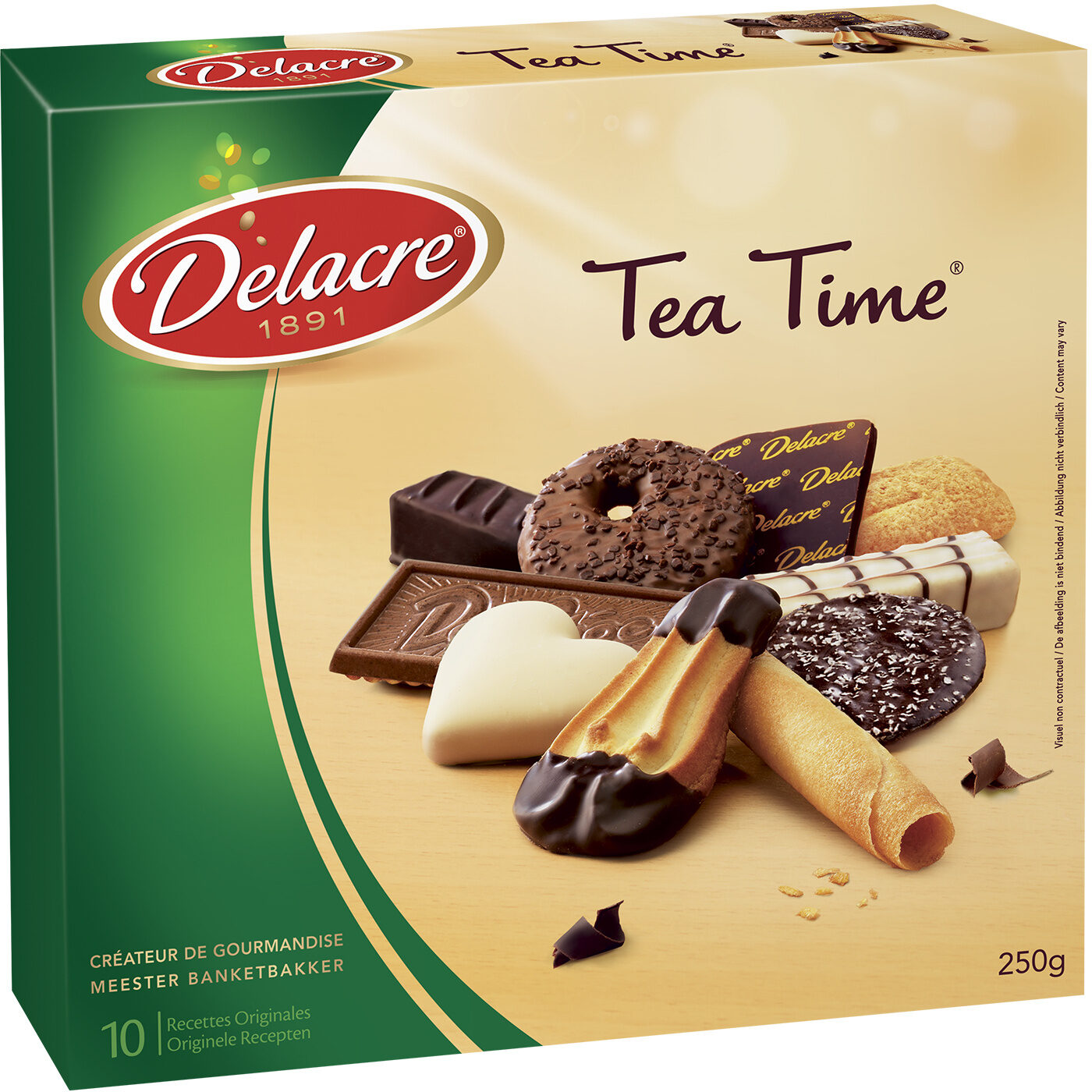 Tea Time - Product - fr