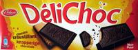 150G Delichoc Noir Delacre - Produit - fr