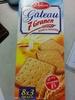 Gâteau 7 céréales - Product
