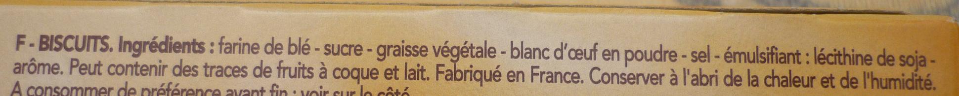 Cigarettes Russes - Ingrediënten - fr