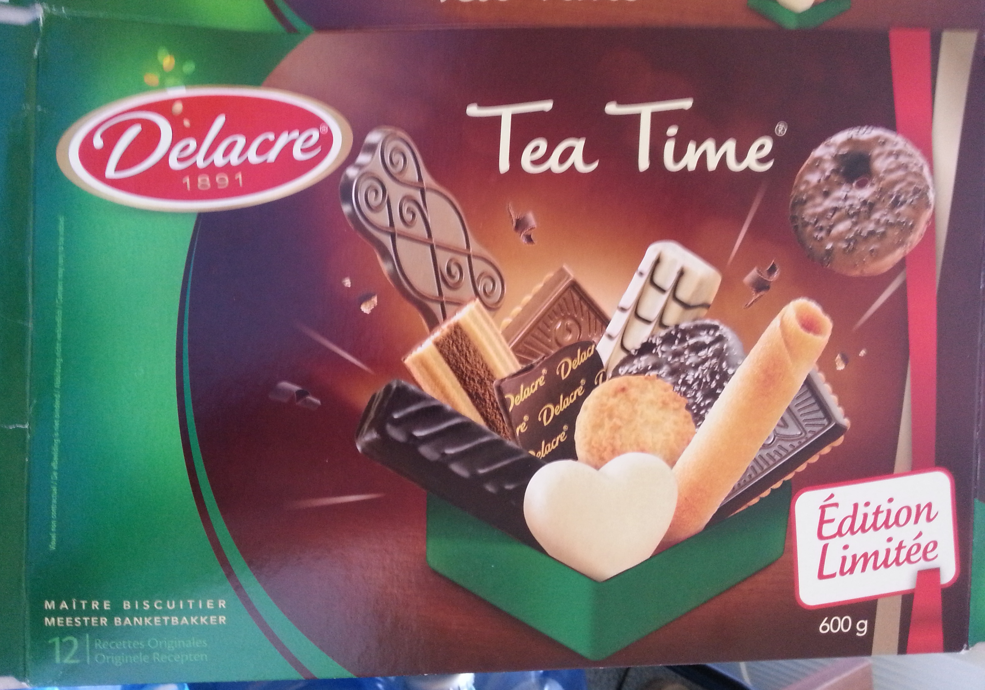 Tea Time - Produit - fr