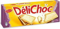 Delichoc tablette chocolat blanc - Produit - fr