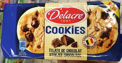 Cookies éclats de chocolat - Prodotto - fr