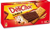 Delichoc sable chocolat noir - Produit - fr