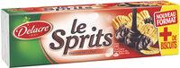 DELACRE le Spirits Noir 200 g - Produit - fr
