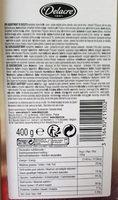 Tea time - Ingredients - fr