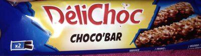 Delichoc choco'bar - Produit - fr