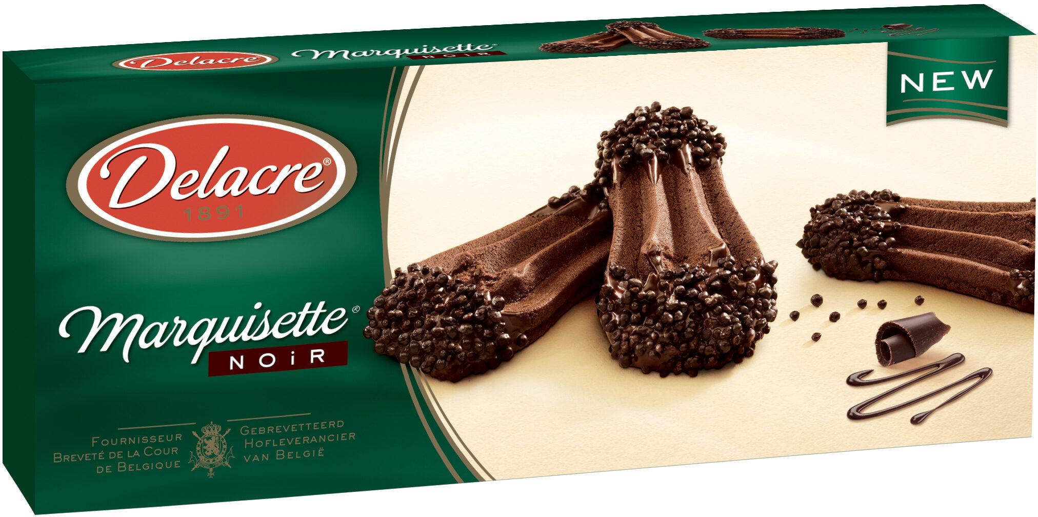 Delacre marquisettes biscuits chocolat noir - Produit - fr