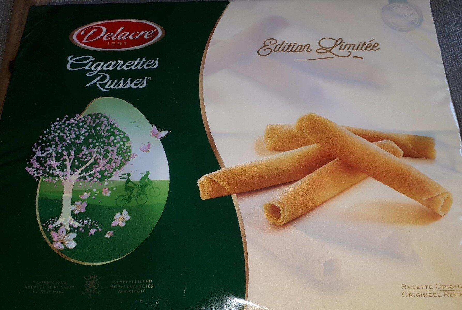 Cigarettes Russes - Produit - fr