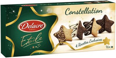 Assortiment de biscuits Delacre Constellation - Produit