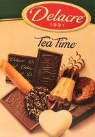 Delacre tea time assortiment biscuits - Produit - fr