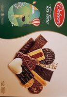 Delacre tea time assortiment biscuits 600g paques - Produit - fr