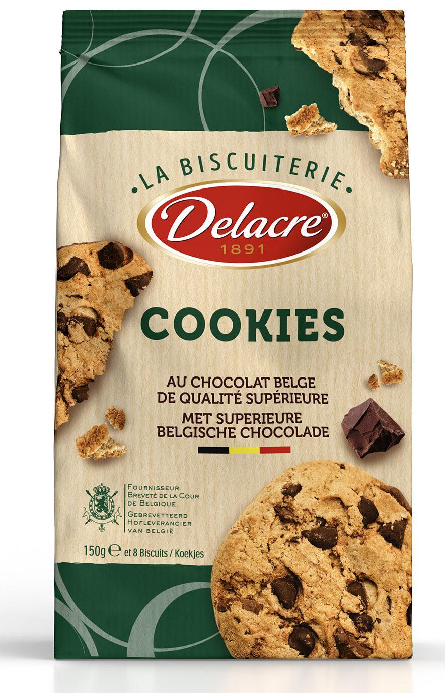 Delacre cookies chocolat - Prodotto - fr