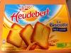 La biscotte 96% céréale (format familial) - Produit