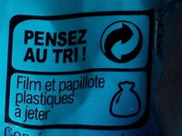 Lutti mint menthe fraîche Original - Recycling instructions and/or packaging information - fr