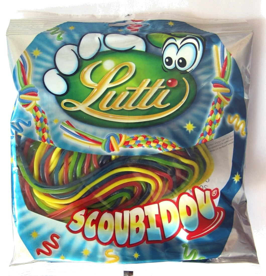 Bonbons Lutti Scoubidou - Product