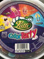 Color Party - Produit