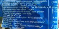 Scoubidou - Informations nutritionnelles - fr