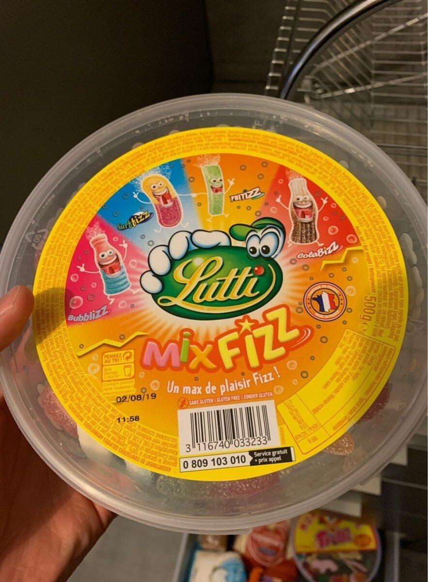 Mix Fizz - Produit - fr