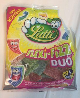 Flexi-Fizz Duo fruités piquants - Produit - fr