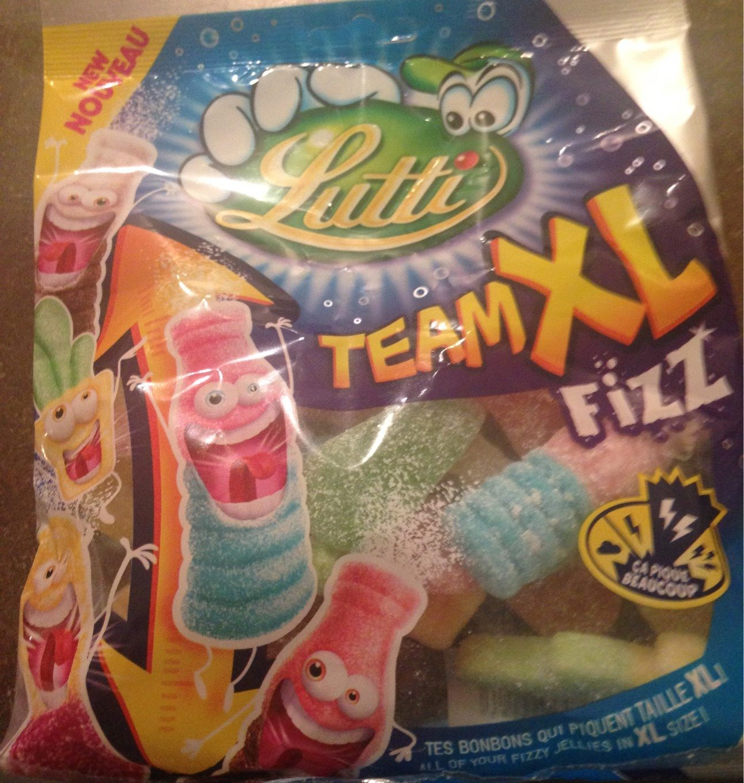 TeamXL fizz - Product