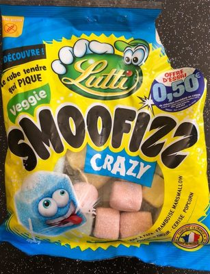Smoofizz crazye - Produit
