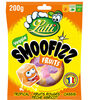 Lutti smoofizz fruits 200g - Producto