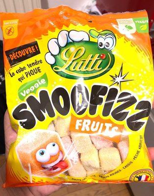 Smoofizz Fruits - Voedingswaarden