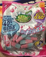 Mini Bubblizz (-40% sucres) - Product