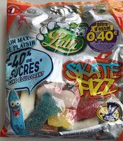 Skate Fizz (-40 % de sucres) - Product