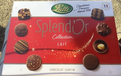 Splend'or Lait - Product