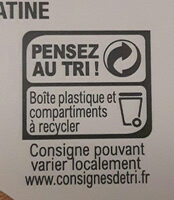 Dooo&fizz - Recycling instructions and/or packaging information - fr