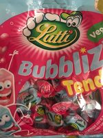 Lutti Bubblizz Tendre - Product - fr