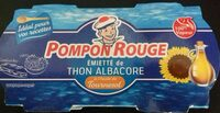 Émietté de thon albacore - Product - fr