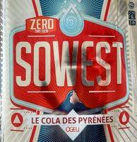 Sowest Cola Zero - Produit - fr