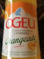 Orangeade - Produit