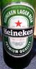 Heineken - Produit
