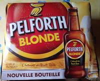 Pelforth Blonde - Product - fr