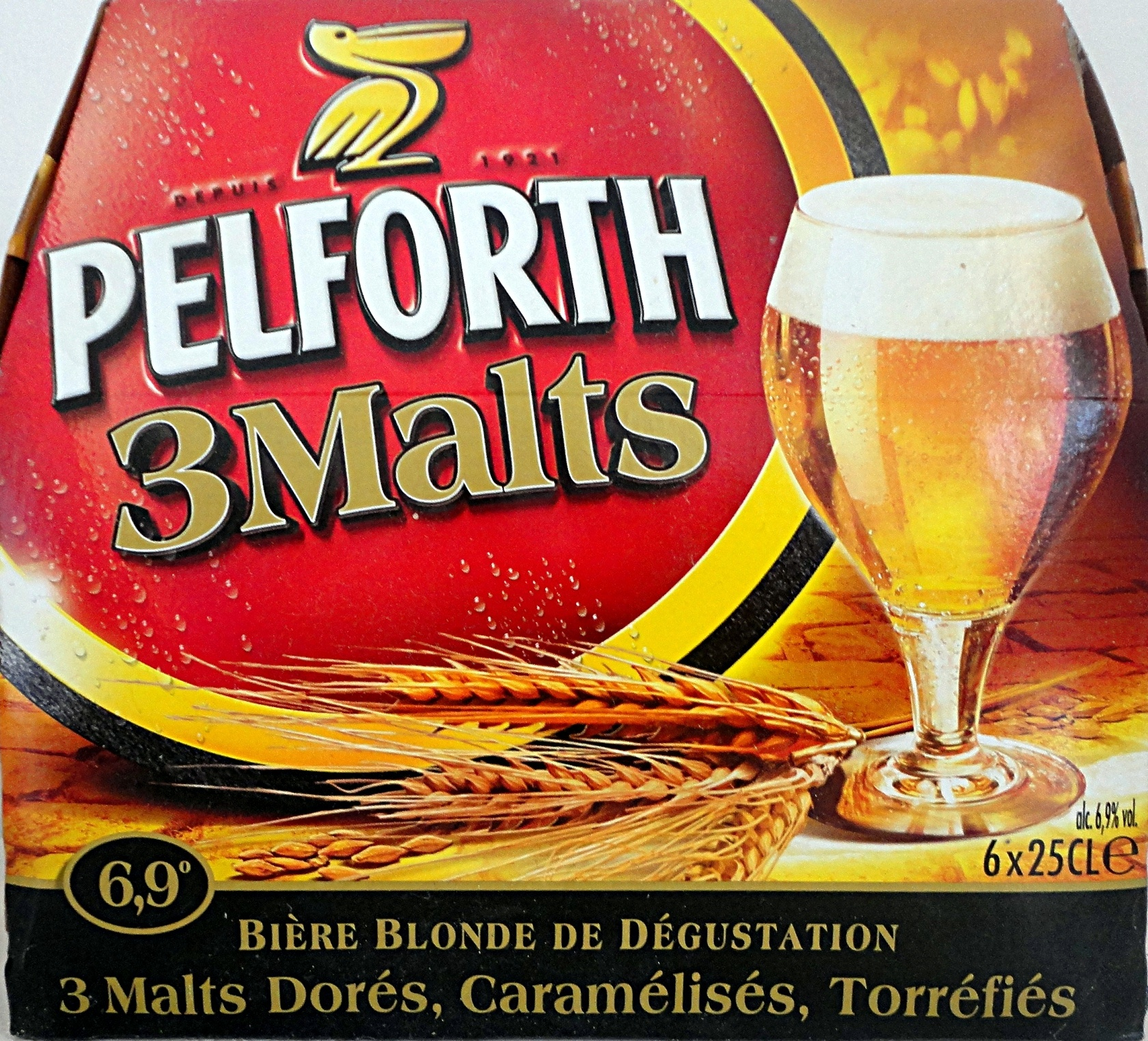 Pelforth 3 Malts - Produit