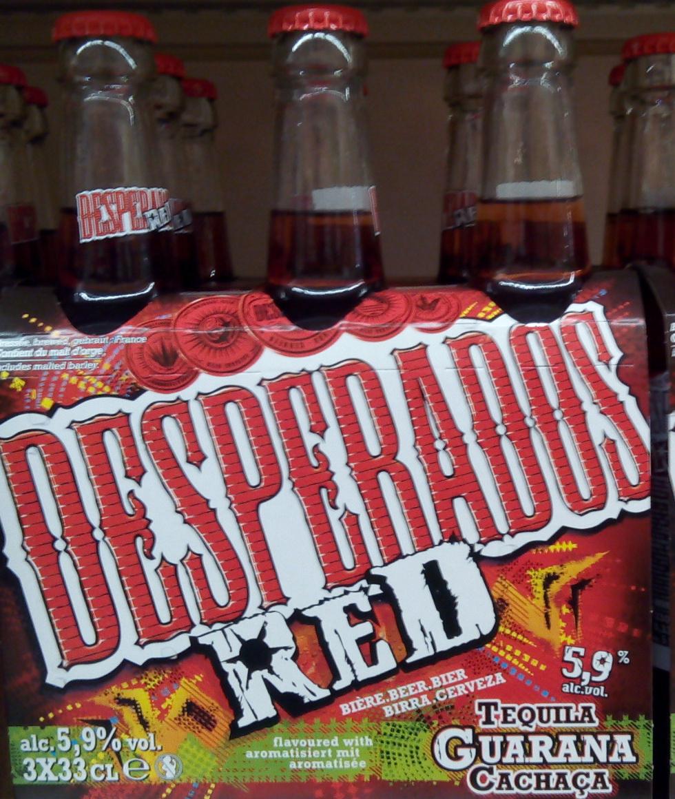 Desperados Red 99 Cl 3 Canettes De 33 Cl E